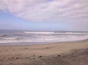 Vast as an Ocean
