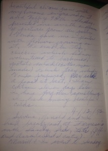 Granny June's Journal 1